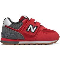 Boty Děti Módní tenisky New Balance NBIV574ATG Červené