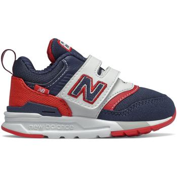 Boty Děti Módní tenisky New Balance NBIZ997HVN Modrý