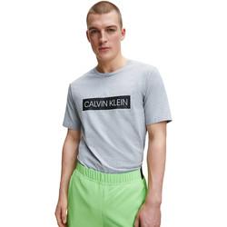 Textil Muži Trička & Pola Calvin Klein Jeans 00GMT0K119 Šedá