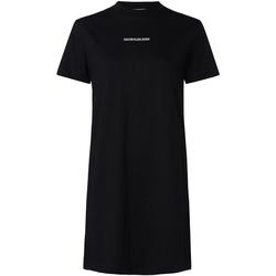 Textil Ženy Krátké šaty Calvin Klein Jeans J20J214170 Černá