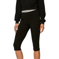Textil Ženy Legíny Calvin Klein Jeans J20J214302 Černá