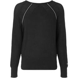 Textil Ženy Svetry Calvin Klein Jeans K20K202040 Černá