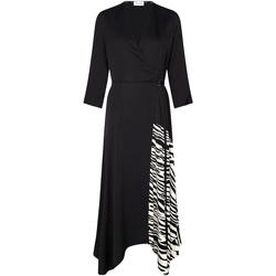 Textil Ženy Šaty Calvin Klein Jeans K20K202061 Černá