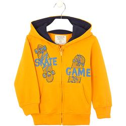 Textil Děti Mikiny Losan 025-6653AL Žlutá