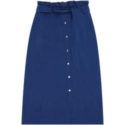 Textil Ženy Sukně Calvin Klein Jeans K20K202103 Modrý