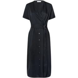Textil Ženy Šaty Calvin Klein Jeans K20K202182 Černá