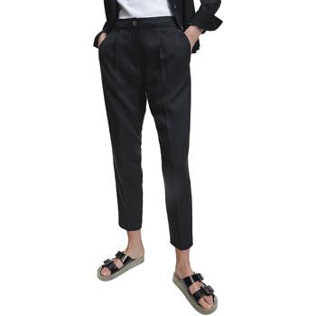 Textil Ženy Kalhoty Calvin Klein Jeans K20K202224 Černá
