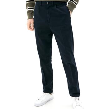 Textil Muži Kalhoty Calvin Klein Jeans K10K105625 Modrý