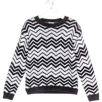 Textil Děti Svetry Losan 024-5005AL Černá