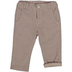 Textil Děti Kalhoty Melby 20G0250 Béžový