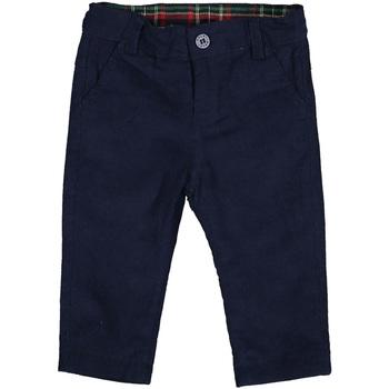 Textil Děti Kalhoty Melby 20G0170 Modrý
