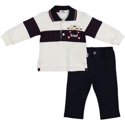 Textil Děti Obleky a kravaty  Melby 20K0230 Modrý