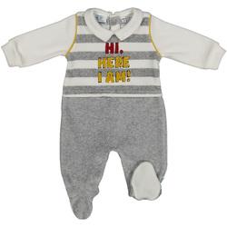 Textil Děti Teplákové soupravy Melby 20N2470 Šedá