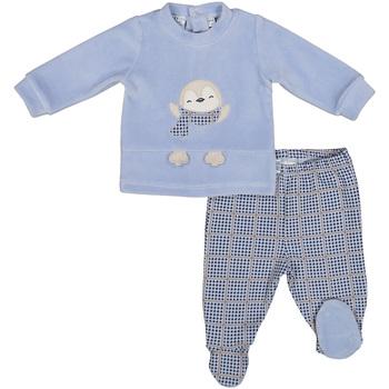 Textil Děti Obleky a kravaty  Melby 20Q0840 Modrý