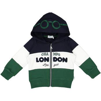 Textil Děti Mikiny Melby 20D0210 Zelený