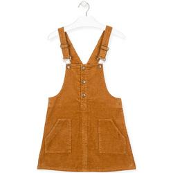Textil Děti Overaly / Kalhoty s laclem Losan 024-7017AL Žlutá