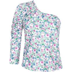 Textil Ženy Halenky / Blůzy Pepe jeans PL303729 Bílý