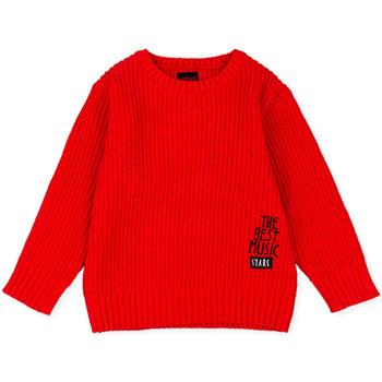 Textil Děti Svetry Losan 025-5000AL Červené