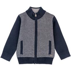 Textil Děti Bundy Losan 025-5792AL Modrý