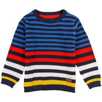 Textil Děti Svetry Losan 025-5006AL Modrý