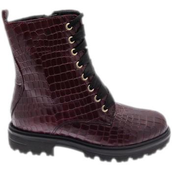 Boty Ženy Kotníkové boty Calzaturificio Loren LOC3918bor rosso