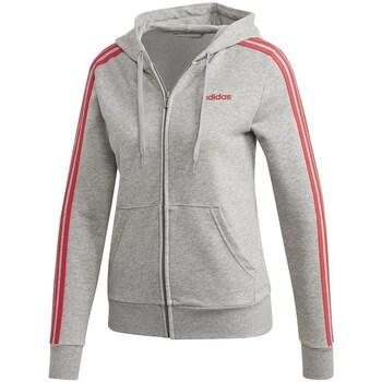 adidas Mikiny Essentials 3S Full Zip Hoodie -