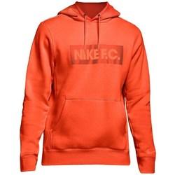 Textil Muži Mikiny Nike FC Essentials Červené