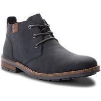 Boty Muži Kotníkové boty Rieker Kotníkové boty Derby Ambor Blue