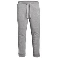 Textil Chlapecké Teplákové kalhoty Jack & Jones JJIGORDON JJSHARK SWEAT PANT Šedá