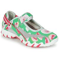 Boty Ženy Sportovní sandály Allrounder by Mephisto NIRO Zelená