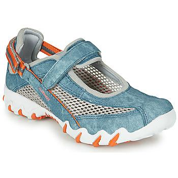 Boty Ženy Sportovní sandály Allrounder by Mephisto NIRO Modrá