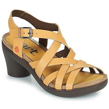 Boty Ženy Sandály Art ALFAMA Béžová