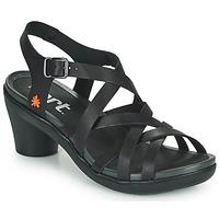 Boty Ženy Sandály Art ALFAMA Černá