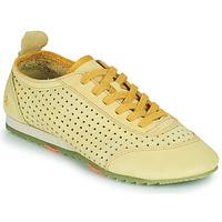Boty Ženy Nízké tenisky Art KIOTO Žlutá