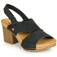 Boty Ženy Sandály Art SOHO Černá