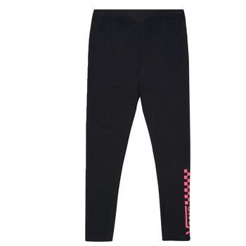Textil Dívčí Legíny Vans CHALKBOARD LEGGING Černá