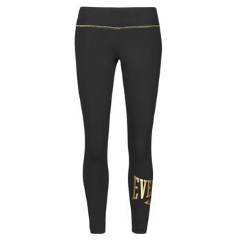 Textil Ženy Legíny Everlast EVL-TIGHT-HOXIE Černá