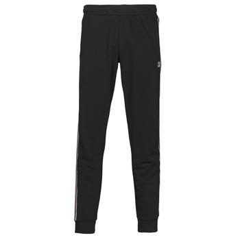 Textil Muži Teplákové kalhoty Fila HEMI Černá