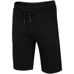 Textil Muži Kraťasy / Bermudy 4F SKMD001 Černé