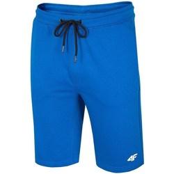 Textil Muži Kraťasy / Bermudy 4F SKMD001 Modré