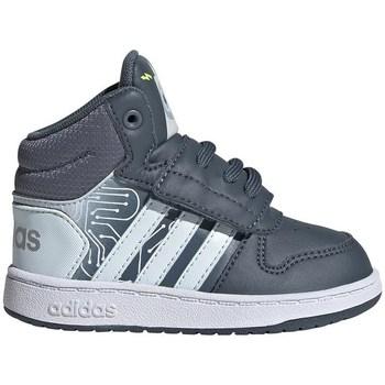 adidas Tenisky Dětské Hoops Mid 20 I - ruznobarevne