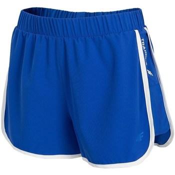 Textil Ženy Kraťasy / Bermudy 4F SKDF001 Modré