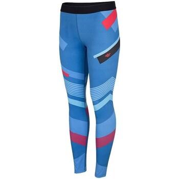 Textil Ženy Legíny 4F SPDF006 Modré, Modré