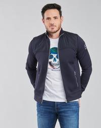 Textil Muži Mikiny Kaporal KAEL Tmavě modrá