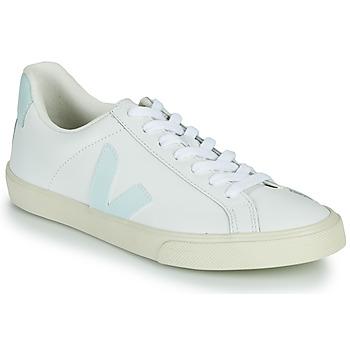 Boty Ženy Nízké tenisky Veja ESPLAR LOGO Bílá / Modrá