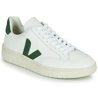 Boty Nízké tenisky Veja V-12 Bílá / Zelená