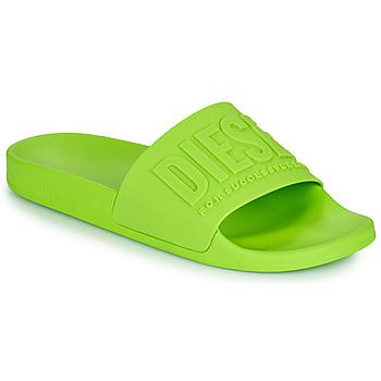 Boty Muži pantofle Diesel AFRENTY Zelená