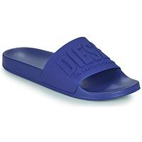 Boty Muži pantofle Diesel TRENFY Modrá