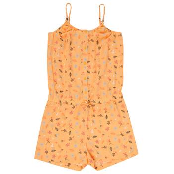 Textil Dívčí Overaly / Kalhoty s laclem Name it NKFDILLA