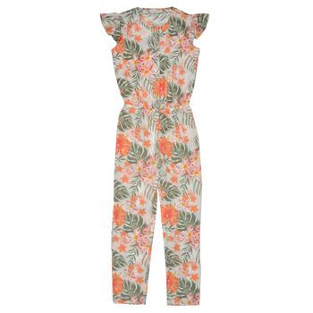 Textil Dívčí Overaly / Kalhoty s laclem Name it NKFVINAYA JUMPSUIT
